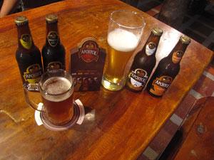 Apostol Bier aus Medellin