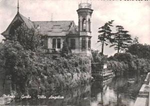 Villa Angelica a Gorla