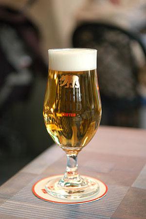 Gurten Bärengold Bier