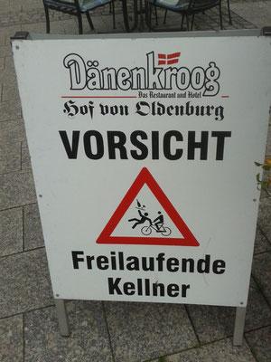 """Hof von Oldenburg """"Dänenkroog"""""""