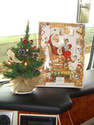 Armaturenbrett-Weihnachtsbaum