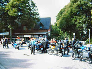 Klostergrill, Borken-Burlo, Bild: biker-treff.de