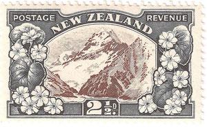 21/2d. 'Mount Cook'