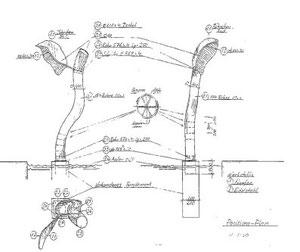 Techn. Zeichnung Arbor