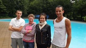 concours miss piscine