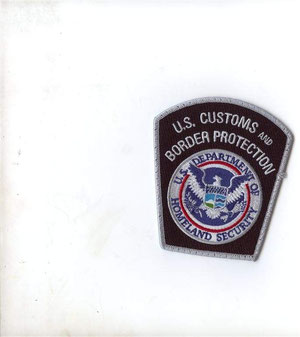 United States Customs and Border Protection United States Department of Homeland Security