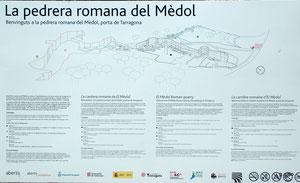 carrière Romaine de Médol