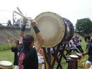 江戸川区太鼓連盟合同演奏曲、芽吹き