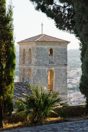 Turm der Kirche Sant Salvador in Arta