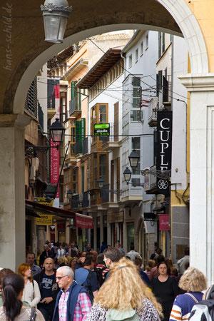 Leben in Palma del Mallorca