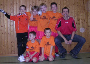 F-Junioren: SC Kuhbach/R.