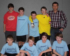 D1-Junioren: SG Kuhbach/Reichenbach
