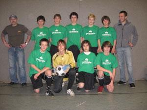 C1-Junioren: FV Sulz