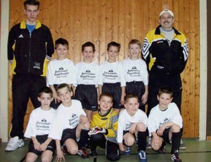 F-Junioren: FV Sulz
