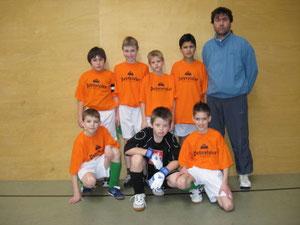 E2-Junioren: SV Kippenheimweiler