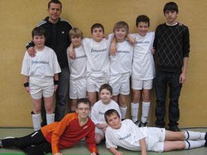 E1-Junioren: SC Kuhbach/R.