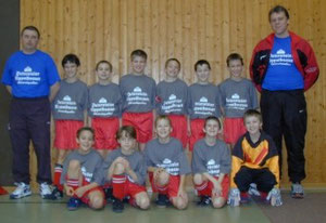 E-Junioren: SC Kuhbach/R.