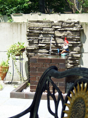 garden ~壁泉~