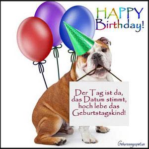 Digitale Glückwünsche zum Geburtstag 23