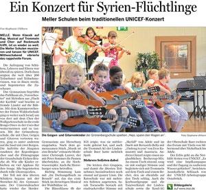 Unicef-Konzert - 05.06.2013