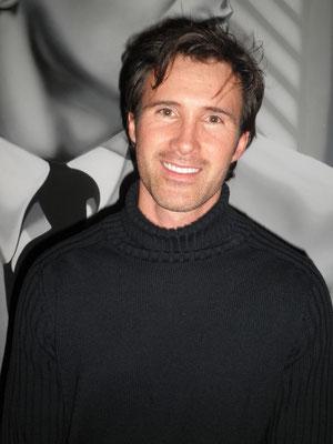 Il regista Eric Alexander