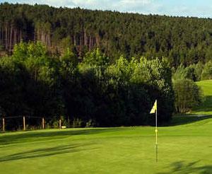 18 holes golfbaan in Duitsland