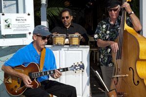 Van Williamson Trio