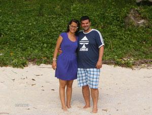 Annarita und Alan aus der Schweiz
