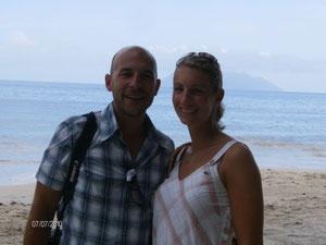 Stefan und Jenny Rau aus Deutschland