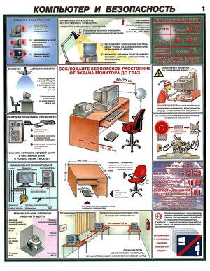 Компьютер и безопасность 1