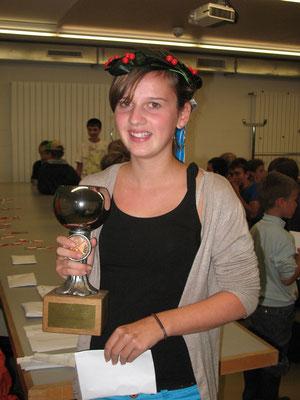 Die Schützenkönigin 2012  |  Eliane Vogler
