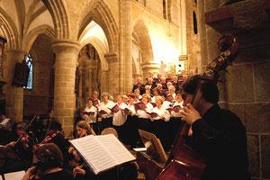 Vivaldi : Credo - Magnificat - Brélévénez - Lannion - été  2010