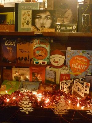 Vitrine Noël 2012