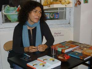 Dédicaces Gaia Guasti