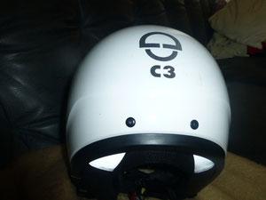 Ich habe Ihn gesucht und er saß in meinem Helm :-)
