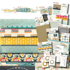 Glitz design uncharted Waters Collection