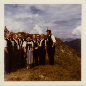 1966 Jodlerreise Rinderberg