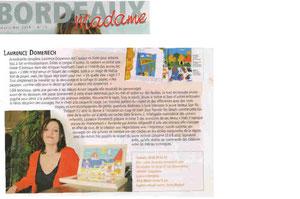 Magazine Bordeaux Madame n°15