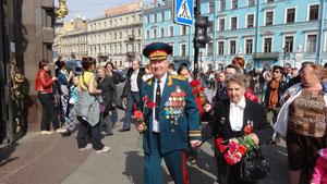Gedenktag der Veteranen von 1941-1945
