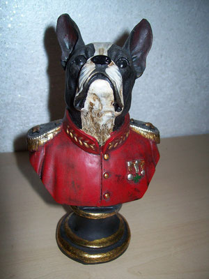 Sir Hund  ca. 16 cm