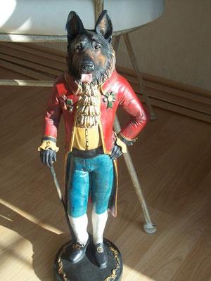 Sir Hund  ca. 48 cm