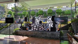 montaje dj para fiestas equipo GRAND en Jardín Ajusco Tekal