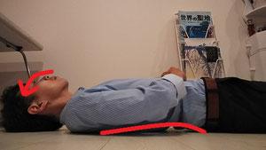 腰椎椎間板ヘルニアの時の寝方