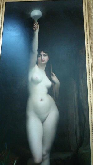パリのオルセー美術館より