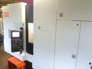 Nouveau Centre d'Usinage Horizontal à palettisation MAZAK H4000-2, pour répondre toujours mieux aux besoins de nos clients