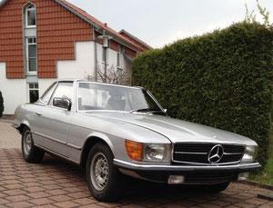 Mercedes R107 C SL 280 1976