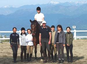 News Jan Treptow Dressurausbildung Equitation School Japan Dressurlehrgang 2011