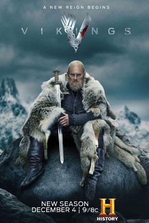 serien vikings staffel 6.1 review rezension