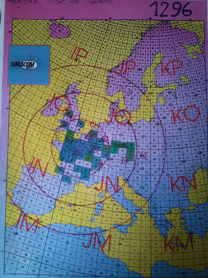 qrv UHF-1296 since 2003