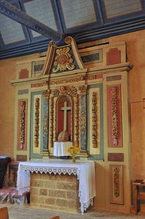 La chapelle Sud